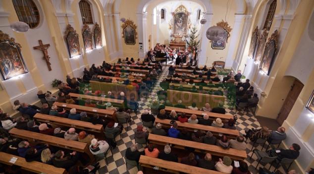 Nový rok v Zábřehu zahájí koncert v kostele sv. Barbory