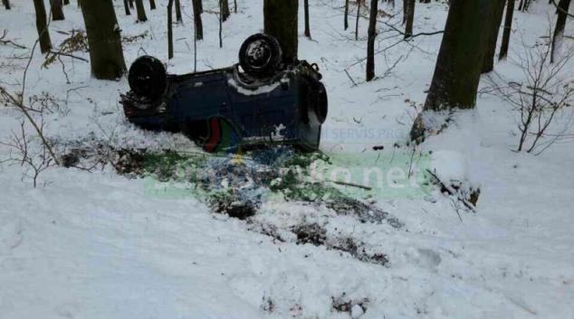 Bilance úterních dopravních nehod