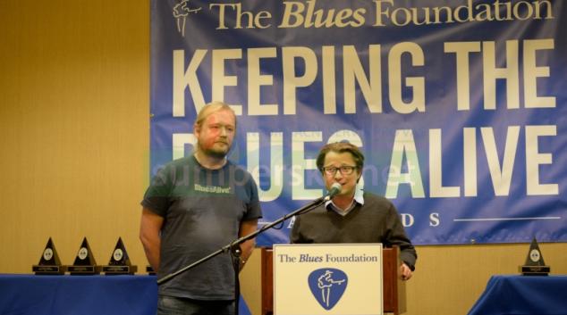 Blues Alive získal nejprestižnější světové bluesové ocenění