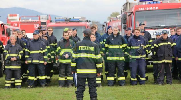 Okresní a krajská sdružení hasičů si mezi sebe rozdělí 1,7 miliónu korun