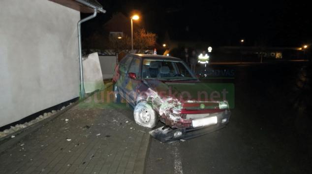 """""""Hbitý zloděj"""" na Šumperku ukradl dvě auta a obě naboural"""