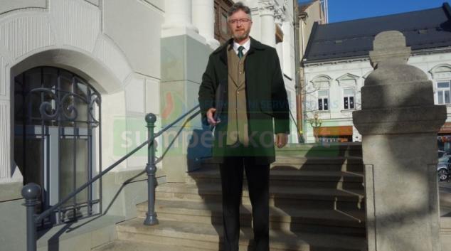 Podniky města Šumperka mají nového ředitele