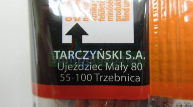 Tři šarže klamavě označených kabanosů z Polska
