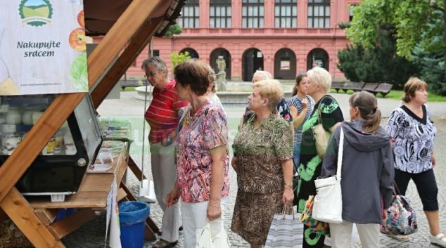 Hejtmanství podpoří prodej kvalitních regionálních potravin