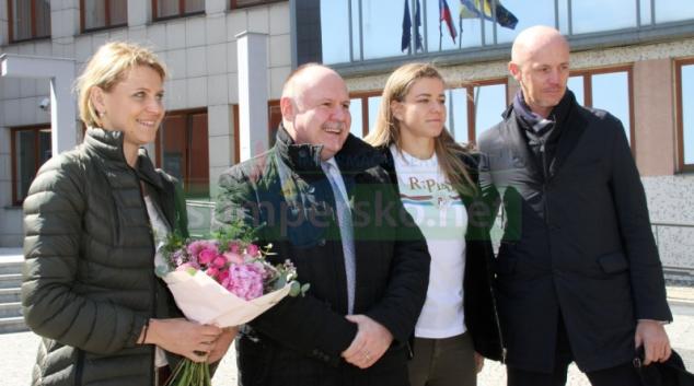 Český fedcupový tým je na Hané