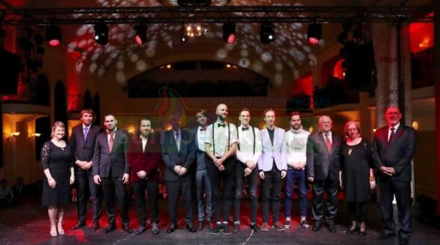 FOTO: Slavnostní večer s předáváním Cen města Šumperka 2018