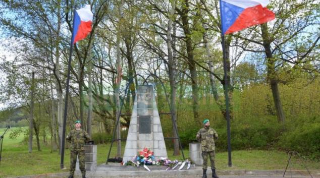 Šumperk uctí oběti druhé světové války