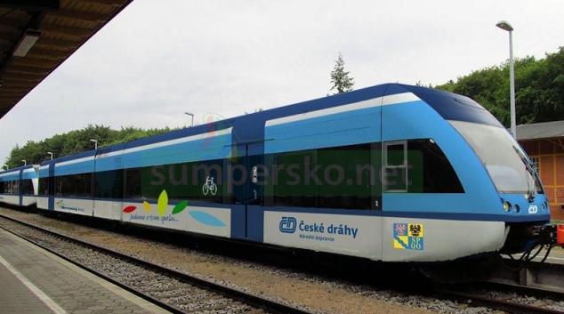 Po Olomouckém kraji budou jezdit nové vlaky