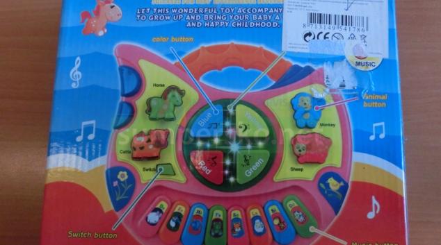 Hračka nebezpečná pro děti i životní prostředí