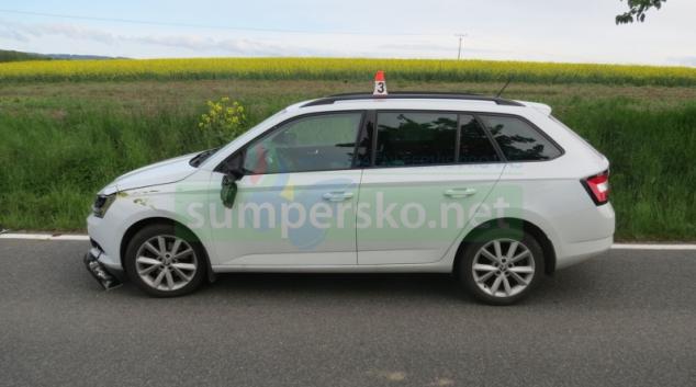 Nehod s lesní zvěří na Šumpersku neubývá