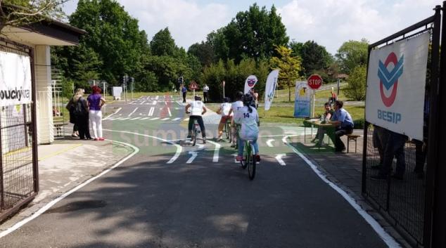 V regionu vyrostou nová dětská dopravní hřiště