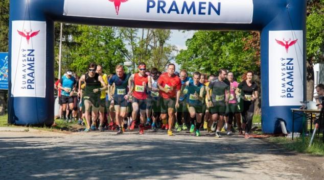 Za zdravé plíce běžely areálem FN Olomouc více než tři stovky lidí