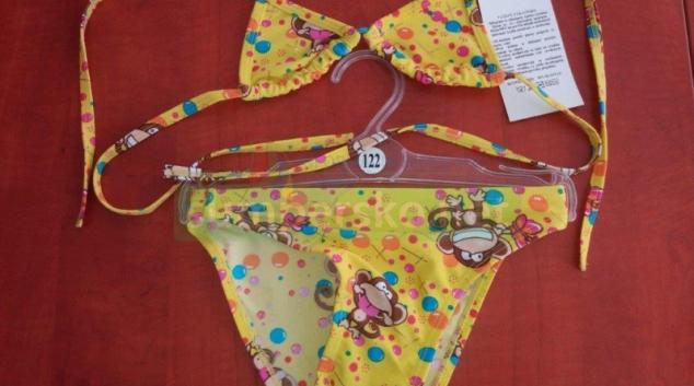 Inspekce zakázala prodávat dětské plavky