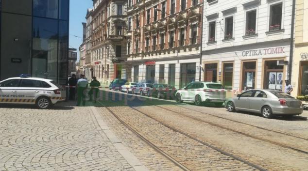 Mimořádné bezpečnostní opatření v Olomouci!