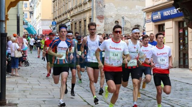 Šumperk si zapsal do novodobé historie běžecký závod ŠumpeRUN