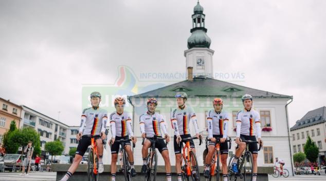 Etapa na Závodě míru U23 Grand Prix Priessnitz spa