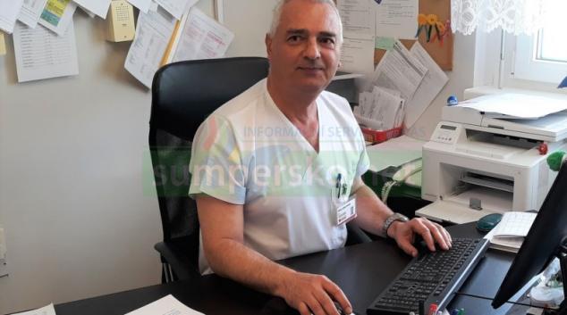 Chirurgické oddělení šumperské nemocnice má nového primáře