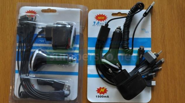 Nabíječka pro mobilní telefony může způsobit úraz elektrickým proudem