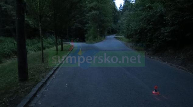 AKTUALIZOVÁNO! Tragická nehoda cyklisty v Šumperku