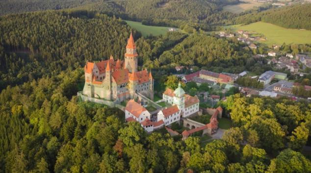 Cestování po Olomouckém kraji