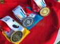 Medailová sklizeň hasiče Olomouckého kraje v Číně