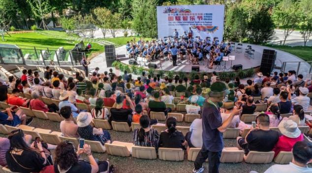 Zábřežský dechový orchestr reprezentoval na festivalech Číně
