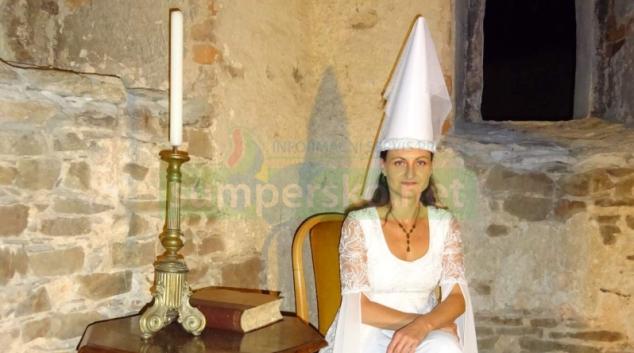 Bílá paní a strašidla na úsovském zámku