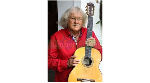 V Zábřehu vystoupí kytarový virtuóz Lubomír Brabec