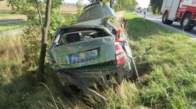 Řidič u Mohelnice přejel do protisměru