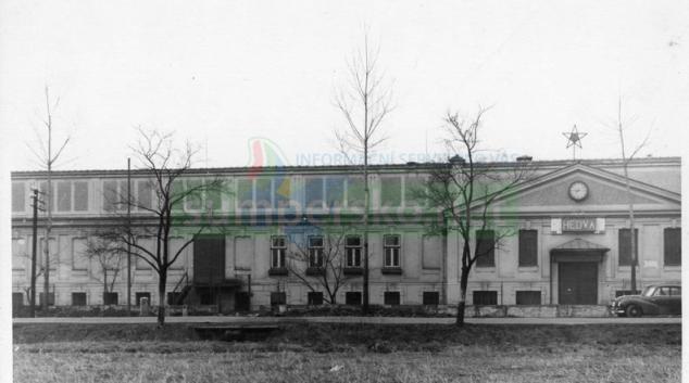 Mimořádné nahlédnutí do historie šumperské textilky