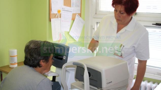 Na Světový den zraku vyšetří lékaři šumperské nemocnice oči zdarma