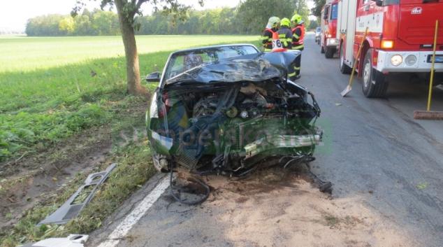 Ani uplynulý víkend na Šumpersku se neobešel bez nehod