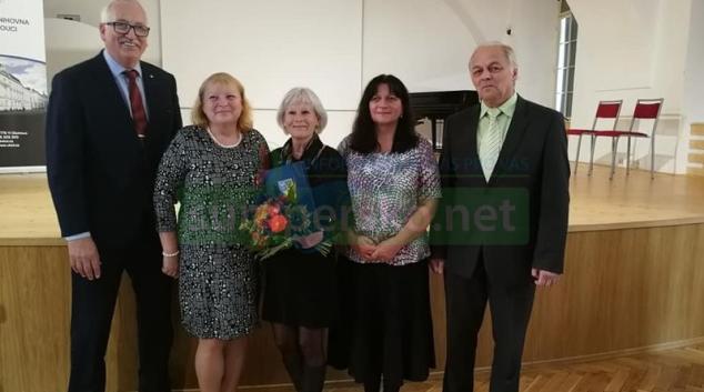 Nejlepší neprofesionální knihovnice kraje je z Vikýřovic