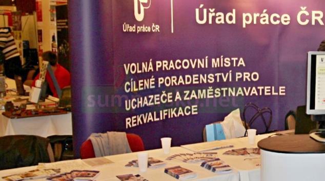 Burza v Olomouci nabídne práci