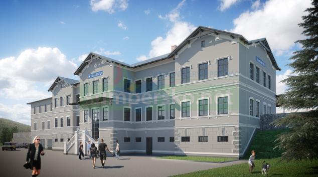 Výpravní budova v Hanušovicích projde proměnou