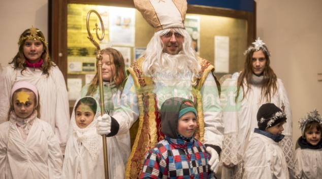 Mikuláš zahájí zábřežské adventní období