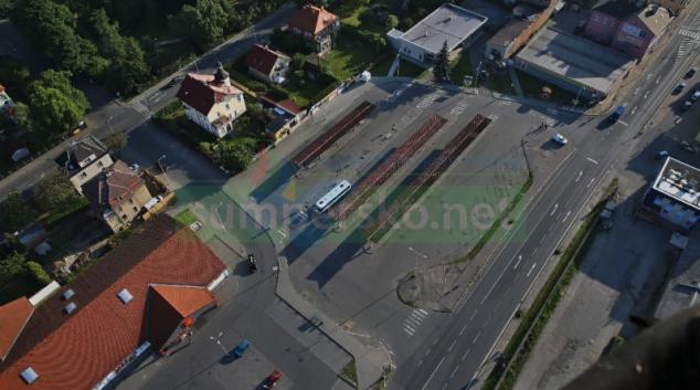 Začátkem ledna dojde k dočasnému přestěhování autobusového terminálu v Šumperku