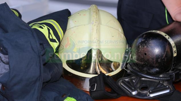 První hodina Nového roku lámala rekordy v počtech požárů