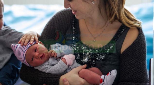 Prvním dítětem Olomouckého kraje roku 2020 je Kristýna z Prostějovska