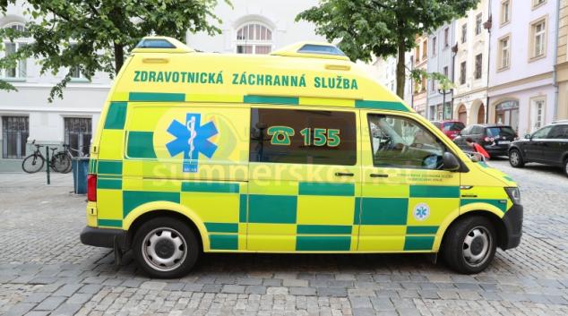 Na Silvestra zasahovali záchranáři v kraji u 147 případů