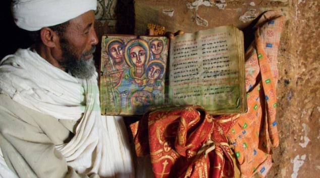 Welzlování zahájí vyprávěním o Etiopii