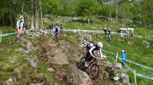 La Bresse: Světový pohár horských kol