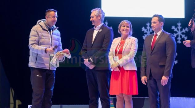 Mladí sportovci reprezentovali kraj na Hrách IX. zimní olympiády dětí a mládeže