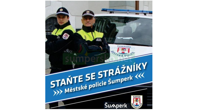 Městská policie Šumperk zve do svých řad