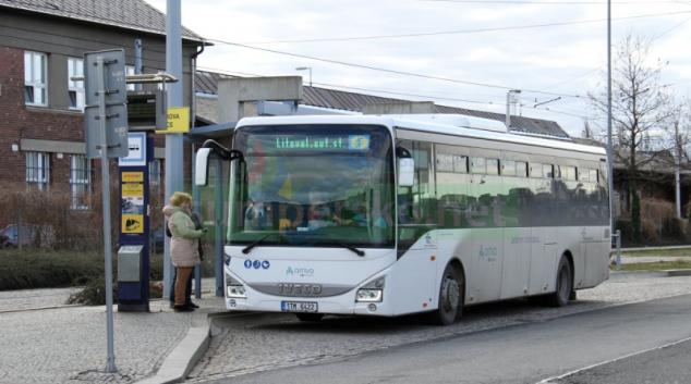 Dočasné omezení provozu autobusové dopravy v kraji