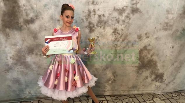 Baletní studio excelovalo v Jihlavě