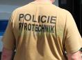 Pyrotechnici v lese u Bludova likvidovali munici