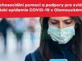 Krizová linka psychologické podpory v Olomouckém kraji