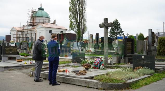 Zábřeh uctil památku obětí druhé světové války