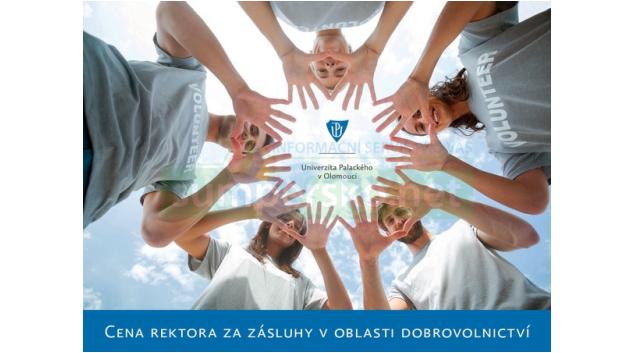 Univerzita Palackého ocení práci dobrovolníků